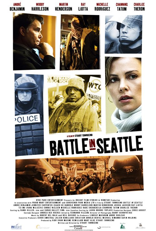 battle in seatle