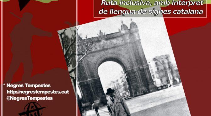 X Ruta per espais significatius del maquis urbà a Barcelona